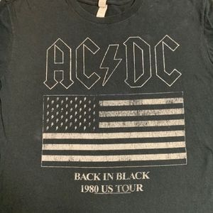 AC/DC Vintage T-Shirt by Tultex